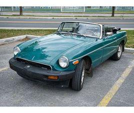 MG B 1979 OVERDRIVE | CLASSIC CARS | LAVAL / NORTH SHORE | KIJIJI
