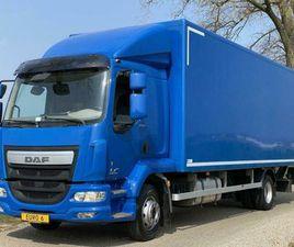 ② DAF LF 250.12 EURO6 AUT. 710X248X240 E 28950,- (BJ 2014) - CAMIONS