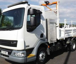 DAF LF45-160 DDS TIPPER 2013 WITH THOMPSON BODY FOR SALE IN DOWN FOR £16,500 ON DONEDEAL