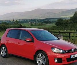 2009 VW GOLF 1.6 TDI FOR SALE IN TIPPERARY FOR €3,700 ON DONEDEAL