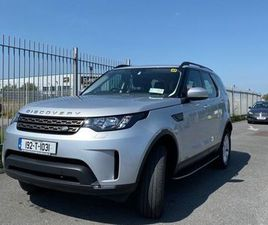 LAND ROVER DISCOVERY 5 FOR SALE IN LIMERICK FOR €62,500 ON DONEDEAL