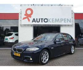 BMW 520 TOURING 520I HIGH EXE M-PAKKET PANO LEDER HEAD-UP 