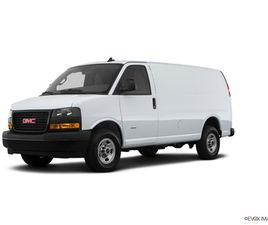 WHITE COLOR 2018 GMC SAVANA 2500 WORK VAN FOR SALE IN FOREST PARK, IL 60130. VIN IS 1GTW7A