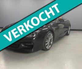 BMW 6-SERIE CABRIO 640I INDIVIDUAL EDITION | M-PAKKET | HEAD-UP | SOFT-CLOSE | 360 CAMERA