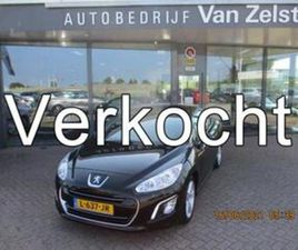 PEUGEOT 308 CC 1.6 THP SPORT PACKCLIMACRUISE CONTROLLED VERLICHTING PARKEERHULP ACHTERLM 1