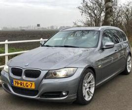 BMW 3-SERIE TOURING 320D EFFICIENT DYNAMICS EDITION LUXURY LINE UIT 17-06-2011 AANGEBODEN