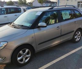 SKODA FABIA COMBI AMBIENTE TSI 1.2 85HP FOR SALE IN GALWAY FOR €2,200 ON DONEDEAL