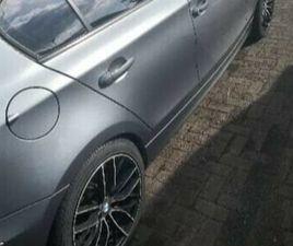 2009 BMW 116I MOT APRIL 2022