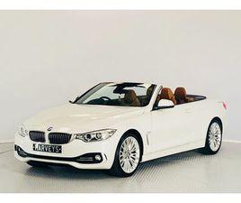 BMW 4 SERIES 2.0 420D LUXURY 2D 181 BHP
