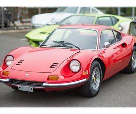 FERRARI DINO 246 GT DE 1972 À VENDRE