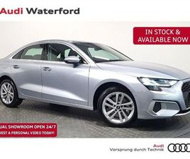 AUDI A3 SALOON 30 TDI 116HP SE FOR SALE IN WATERFORD FOR €40,100 ON DONEDEAL