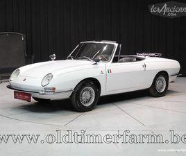 FIAT 850 SPIDER 1E SERIE - 1966