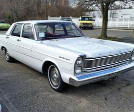 FOR SALE: 1965 FORD GALAXIE IN STRATFORD, NEW JERSEY