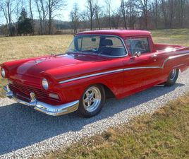 FOR SALE: 1957 FORD RANCHERO IN HARDINSBURG, INDIANA
