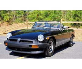 FOR SALE: 1980 MG MGB IN MUNDELEIN, ILLINOIS