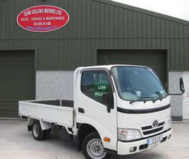 ~TOYOTA DYNA TWIN WHEEL STEEL BODY PRICE INCLUDES FOR SALE IN CORK FOR €14,950 ON DONEDEAL