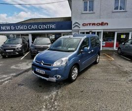 CITROEN BERLINGO MULTISPACE 1.6 HDI ADAPTED FOR SALE IN CLARE FOR €12,000 ON DONEDEAL