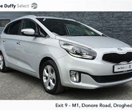 KIA CARENS 1.7 EX // 7 SEATER // FOR SALE IN LOUTH FOR €13,900 ON DONEDEAL