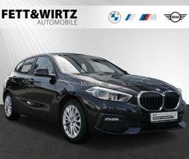 BMW 118I ADV. AUT. LC+LED SHZ PDC LIVECOCKP. PLUS