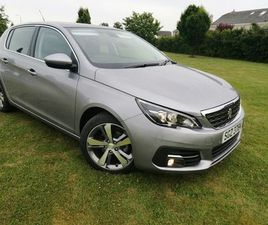 202 PEUGEOT 308 ALLURE 1.2 PETROL TURBO FOR SALE IN MEATH FOR €14,250 ON DONEDEAL