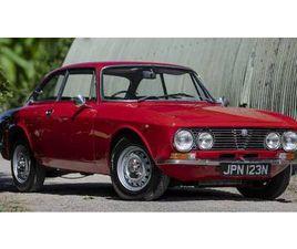ALFA ROMEO GIULIA 1600 GT JUNIOR