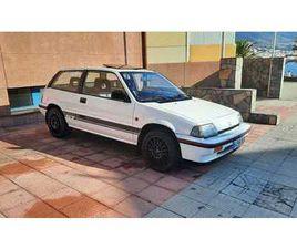 HONDA CIVIC 1.5 GT 100CV DE 1987 À VENDRE