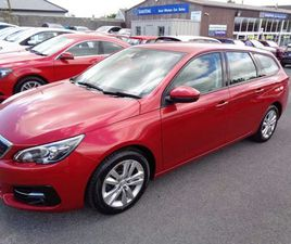 PEUGEOT 308, 1.6 HDI ACTIVE ESTATE. FOR SALE IN LAOIS FOR €12,750 ON DONEDEAL