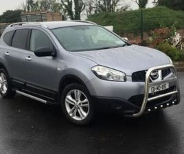 NISSAN QASHQAI +2 1.6 DIESEL 4X4 FOR SALE IN CLARE FOR €8,600 ON DONEDEAL