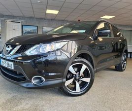 NISSAN QASHQAI N-TEC 1.5 DCI 110PS FOR SALE IN TIPPERARY FOR €14,950 ON DONEDEAL