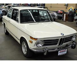 FOR SALE: 1972 BMW 2002TII IN HUNTINGTON STATION, NEW YORK