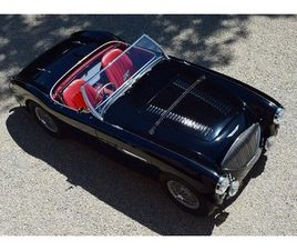 1955 AUSTIN-HEALEY 100 BN1 WITH 100M UPGRADE PACKAGE