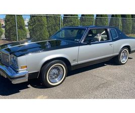 1978 BUICK RIVIERA COUPE