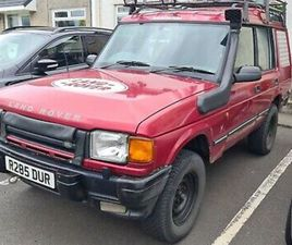 LAND ROVER DISCOVERY 300 TDI MOT FAILURE RELISTED