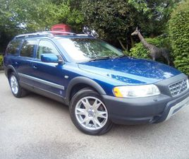 VOLVO XC70 2.5 T SE LUX VOLVO OCEAN RACE GEARTRONIC AWD 5DR