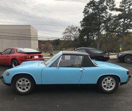 1973 PORSCHE 914-4 FOR SALE