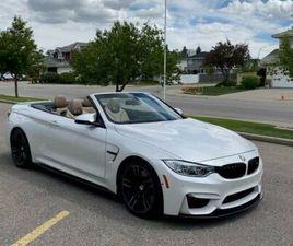 2015 BMW M4 CABRIOLET 550HSP | CARS & TRUCKS | CALGARY | KIJIJI