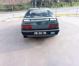 PEUGEOT 405 405 SR GPL - 88
