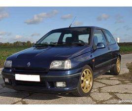 RENAULT CLIO WILLIAMS 1993