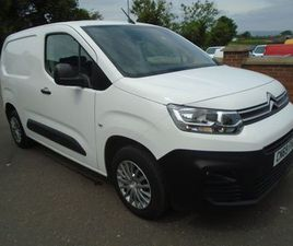 2020 CITROEN BERLINGO 1.5HDI ENTERPRISE. FOR SALE IN DERRY FOR £12,750 ON DONEDEAL