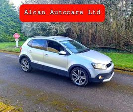 12 VW POLO CROSS 1.2TSI .. AUTOMATIC FOR SALE IN DUBLIN FOR €8,999 ON DONEDEAL