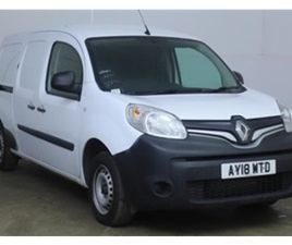 USED 2018 RENAULT KANGOO LL21 BUSINESS ENERGY DCI NOT SPECIFIED 100,000 MILES IN WHITE FOR
