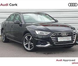 A4 2.0 30TDI 136BHP SE AUTOMATIC WITH AMBIENT LIGHTING & FRONT SPORTS SEATS