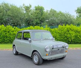 1979 MINI COOPER FOR SALE IN KILDARE FOR €12,950 ON DONEDEAL