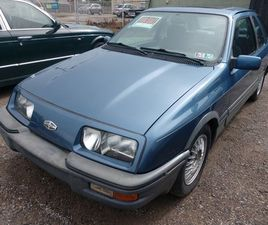 1988 MERKUR XR4TI FOR SALE