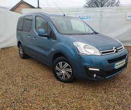 CITROEN BERLINGO MULTISPACE WHEELCHAIR ACCESSIBLE FOR SALE IN WESTMEATH FOR €17,500 ON DON