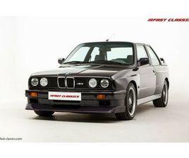 BMW E30 M3 CECOTTO EDITION // MACAO BLUE // 1 OF 505