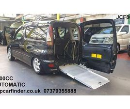TOYOTA YARIS VERSO 1.3 VVT-I T3 MOBILITY ACCESS RAMP 5DR