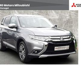 MITSUBISHI OUTLANDER 2.2 DID INSTYLE 7 SEATER 4WD FOR SALE IN DONEGAL FOR €29,900 ON DONED