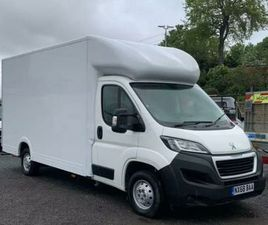PEUGEOT BOXER, 2018 FOR SALE IN DUBLIN FOR €UNDEFINED ON DONEDEAL