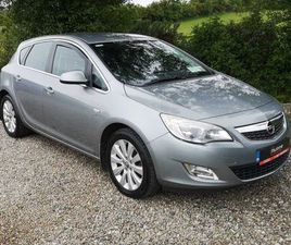 11 OPEL ASTRA 2.0 CDTI 160 BHP FOR SALE IN DONEGAL FOR €5,450 ON DONEDEAL